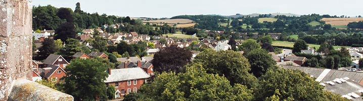 View of Crediton